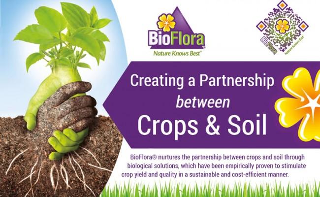2- BioFlora Postcard -FRONT