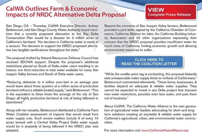 California Water Alliance