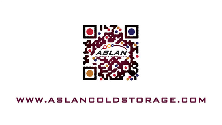 Home · Business Cards; Aslan Cold Storage. AslanBack · AslanFront  sc 1 st  MC Solutions & Aslan Cold Storage