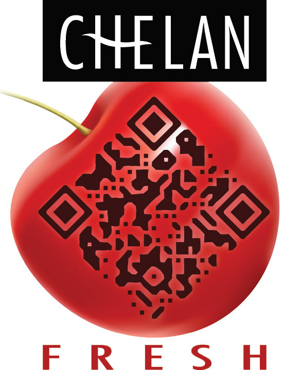 Chelan Fresh Marketing Custom QR Code