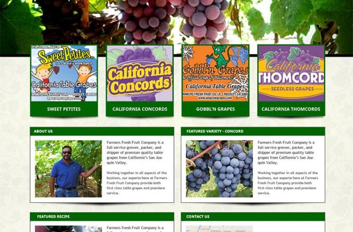 Farmers Fresh Fruit Company