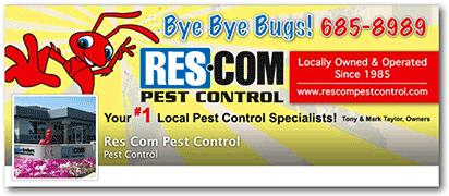 Res Com Pest Control