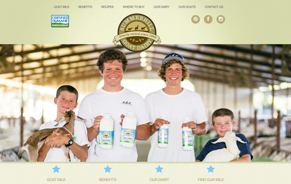 Summerhill Dairy