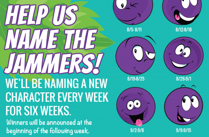 GRAPE JAMMERS