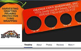 Orange Cove Hardware