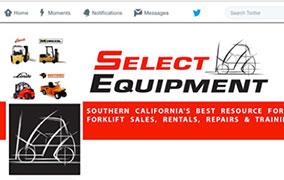 Select Equipment