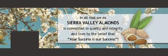 Sierra Valley Almonds