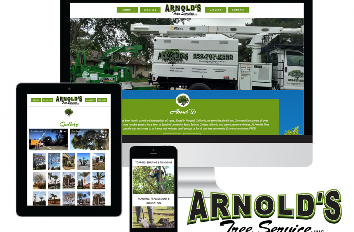 ARNOLDS TREE SERVICE