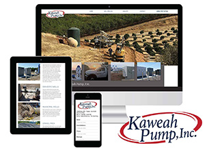 Kaweah Pump